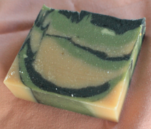 Cassius Clay Soap